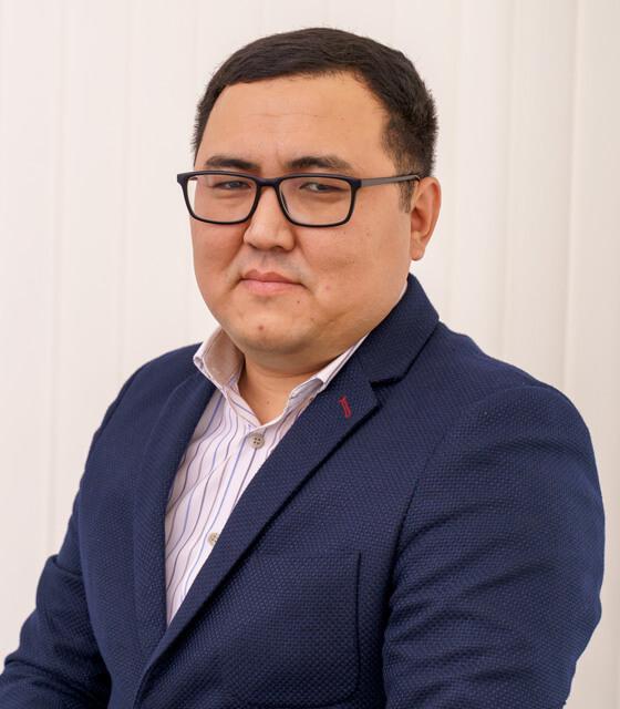 Yerlan Suleimenov image for the WMG website